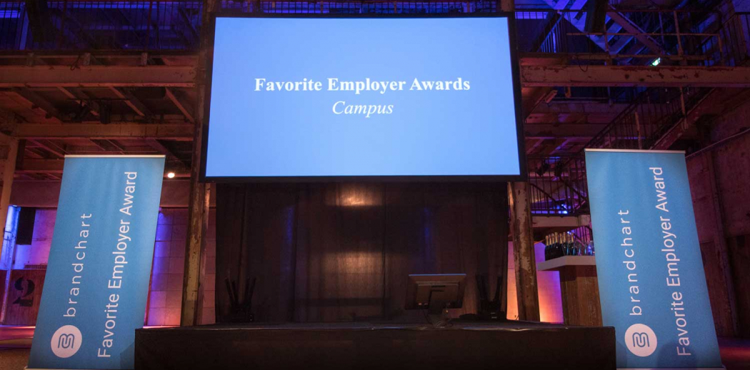 Favorite Employer Awards 2018